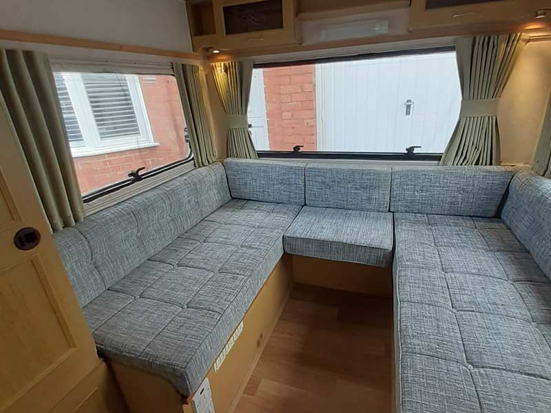 AJ Cook and Son Upholstery Caravan & Motorhome Upholstery